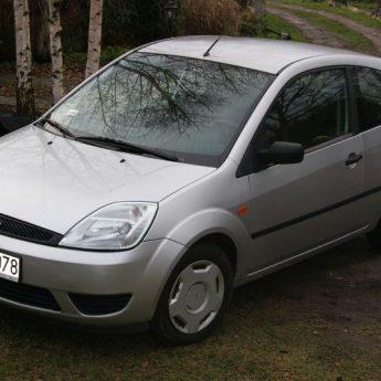 Ford Fiesta 1.3 benzyna rok prod. 2005