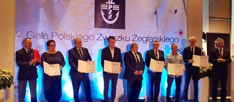 Gmina Dziwnów wyróżniona przez Polski Związek Żeglarski