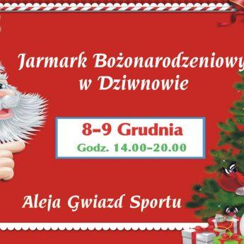 """""""Jarmark Świąteczny"""" w Dziwnowie – lokalizacja i parkingi"""