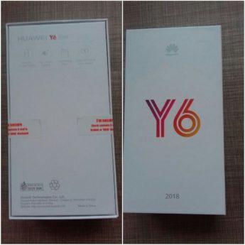 mam do sprzedania nowy telefon Huawei Y6