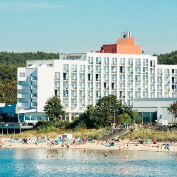 Rozpoczął się remont hotelu Vienna House Amber Baltic