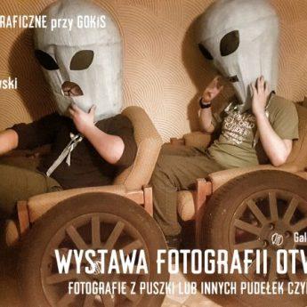 Wystawa fotografii otworkowej w GOKiS w Golczewie