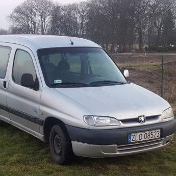 Berlingo 1.9 diesel 2002 rok