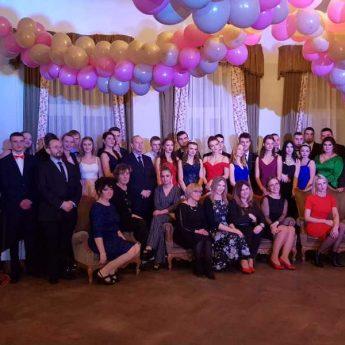 Studniówka 2019 ZSP w Benicach