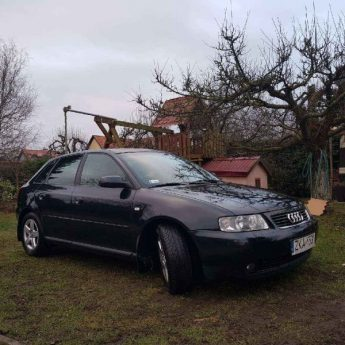 Audi A3 1.8T 2003 r.