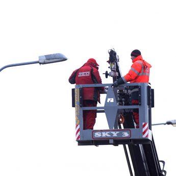 W Kamieniu Pomorskim rozpoczęła się wymiana systemu oświetlenia