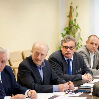 Konflikt w powiecie zażegnany. Anatol Kołoszuk i Bogdan Czaplicki na czele komisji