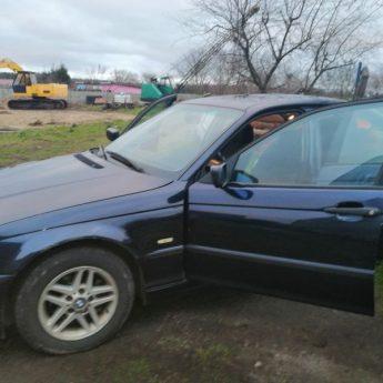 BMW 320 D E 46