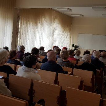 Wykład w Zachodniopomorskim Uniwersytecie Technologicznym