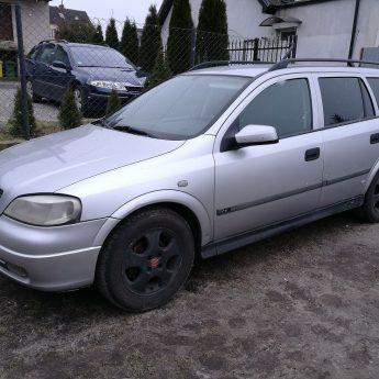 Opel Astra G II części