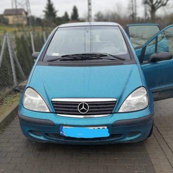 Mercedes Benz klasa A