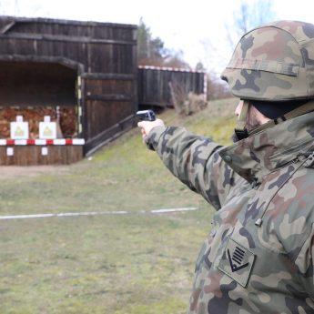 Reprezentanci 8. Batalionu Saperów z Dziwnowa bezkonkurencyjni