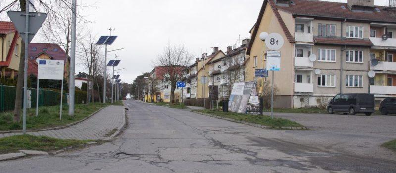 Nadmorska droga z eurofunduszami. 1,4 mln złotych dofinansowania na przebudowę ulicy 1 maja