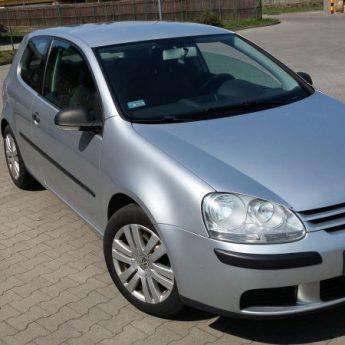 VW Golf 5 V 2007 r. Diesel