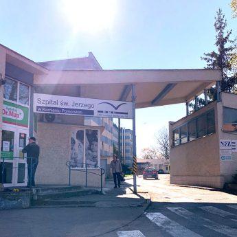Spółka EMC rozpoczęła przygotowania do procesu likwidacji Szpitala św. Jerzego w Kamieniu Pomorskim