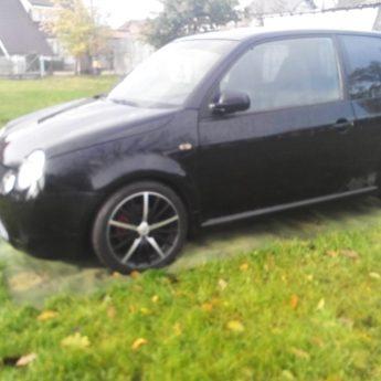 VW Lupo GTI, czarny, 1.6 benzyna