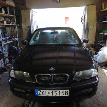 Sprzedam BMW e46 320d 1999r