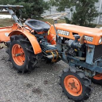 Traktorek kubota