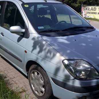 Renault Scenic 2000 r.