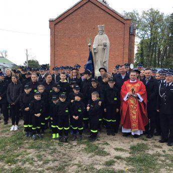 Strażackie święto w Kozielicach. Uczczono tam św. Floriana