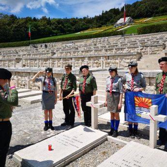 75. rocznica Bitwy o Monte Cassino we Włoszech