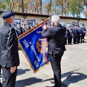 70 lat dziwnowskiej Ochotniczej Straży Pożarnej