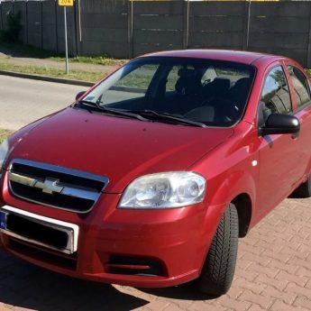 Sprzedam Chevrolet Aveo 2006r.