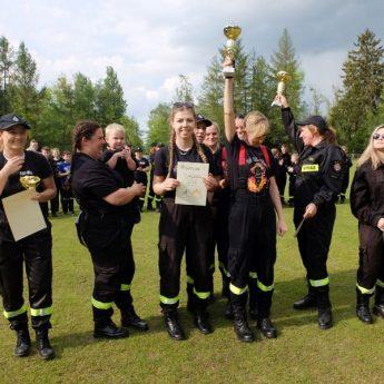 Strażacy z Kretlewa znów najlepsi!