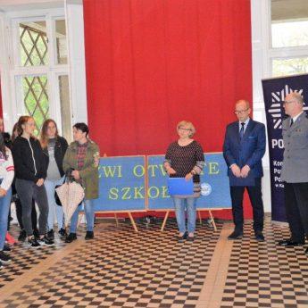 Dzień otwarty w Zespole Szkół Ponadgimnazjalnych w Benicach