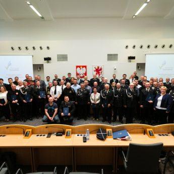 Strażacy z Kozielic, Gostynia, Mechowa i Kłębów z dofinansowaniem