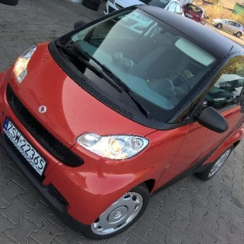 Smart for two 2008 rok