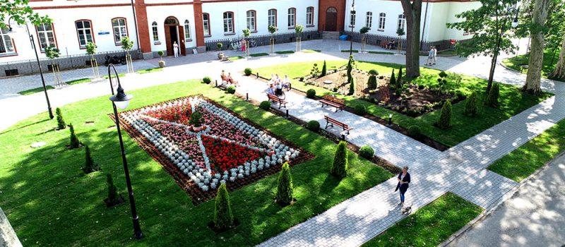 Zarząd Uzdrowiska zaprasza Mieszkańców na odpoczynek do parku