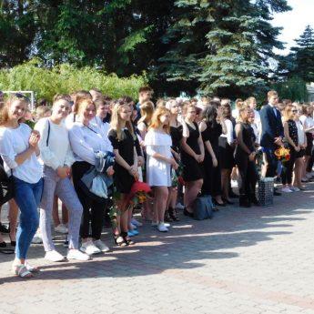 Uroczyste zakończenie roku szkolnego w ZSP w Kamieniu Pomorskim