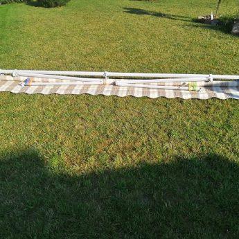 Markiza 4x3 metry 500zł