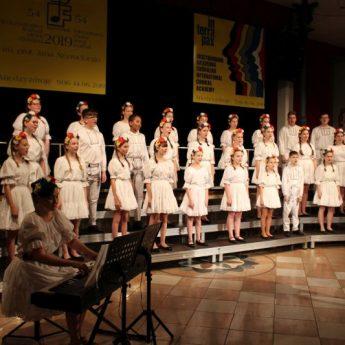 54. Międzynarodowy Festiwal Pieśńi Chóralnej w Międzyzdrojach