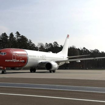 Dobre wiadomości z Goleniowa. Wraca połączenie lotnicze do Oslo