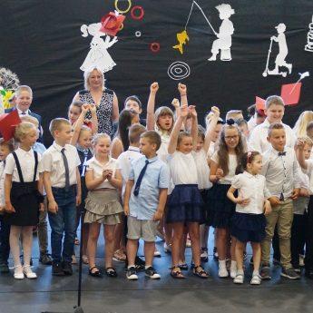 Zakończenie roku szkolnego w Dziwnowie