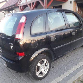 Wolin - Sprzedam Opel Meriva - 6000 zł.