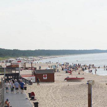 Poznaliśmy ranking plaż w Polsce