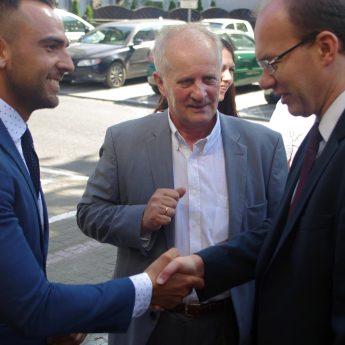 Delegacja z Żytkowicz w Międzyzdrojach