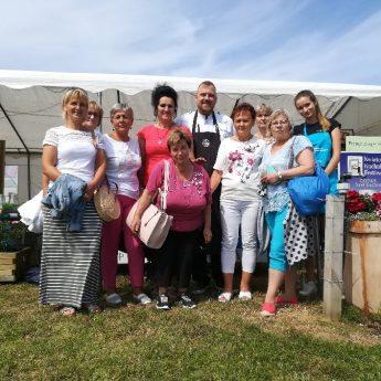 Uśmiechnięty emeryt i rencista – Koło Terenowe PZERiI w Golczewie