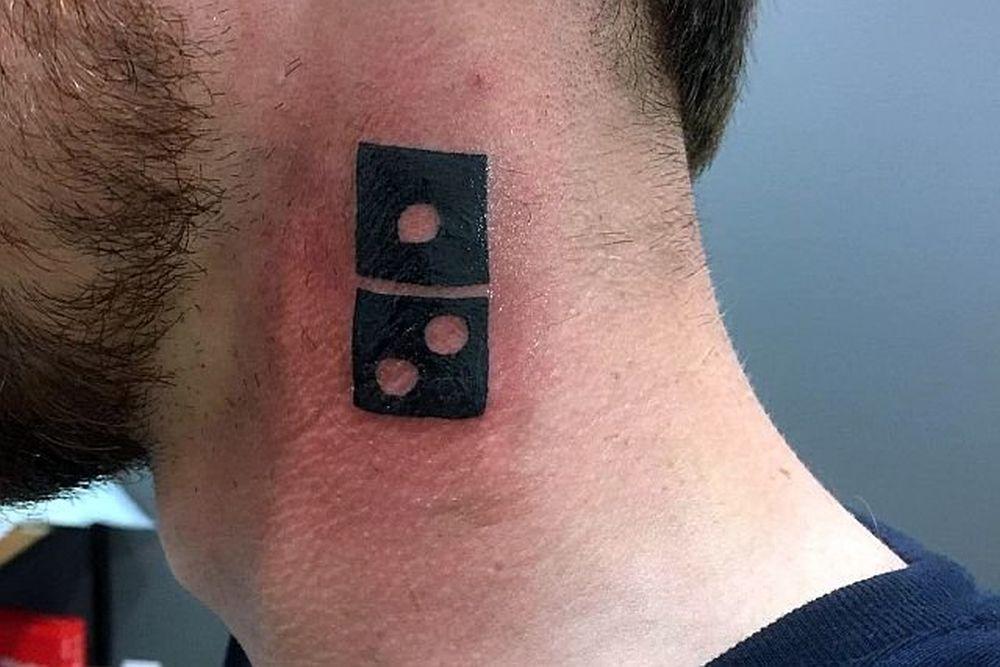 Czytelnik Nielegalne Tatuaże Tylko W Wysokiej Kamieńskiej