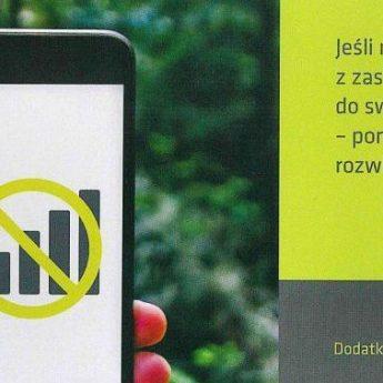 Ważna informacja dotycząca wzmacniaczy telefonii komórkowej!