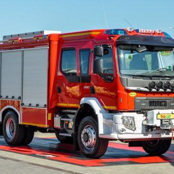 W Gminie Wolin pojawią się dwa nowe wozy strażackie za 1,5 mln złotych