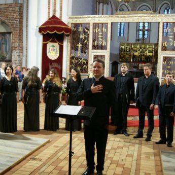 Organista i chórzyści zachwycili słuchaczy. Dziś kolejna festiwalowa uczta