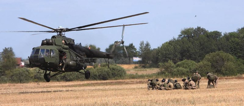 Komandosi wylądowali w Jarszewie! [Zdjęcia, Film]