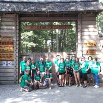 Młodzież z Polski i Węgier spędziła tydzień w Wolińskim Parku Narodowym