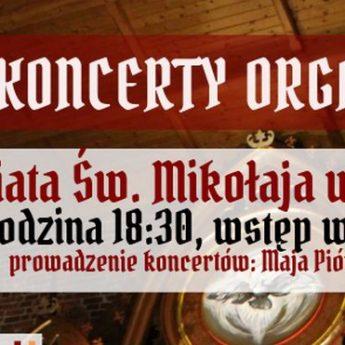 Dziś finałowy koncert Wolińskich Koncertów Organowych