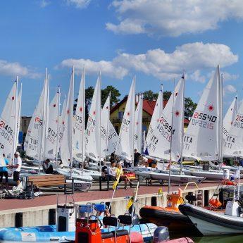 Drugi dzień rywalizacji w Mistrzostwach Europy U21 w klasie Laser