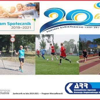 Weź czynny udział w zawodach sportowych